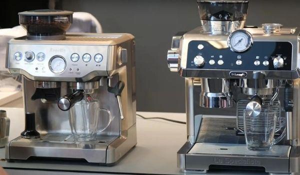 Breville Espresso Machine Vs Delonghi