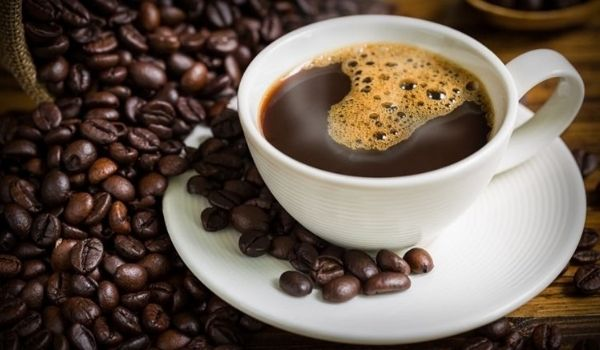 what is Black coffee
